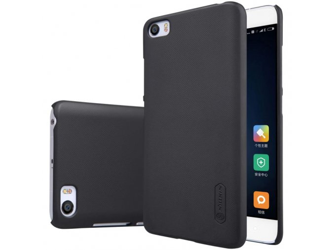 Pouzdro Nillkin Frosted Shield Xiaomi Mi5 Black