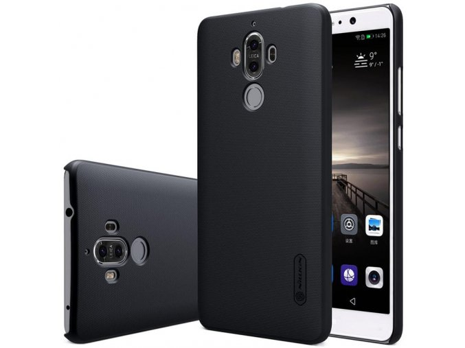 Pouzdro Nillkin Frosted Shield Huawei Mate 9 Black