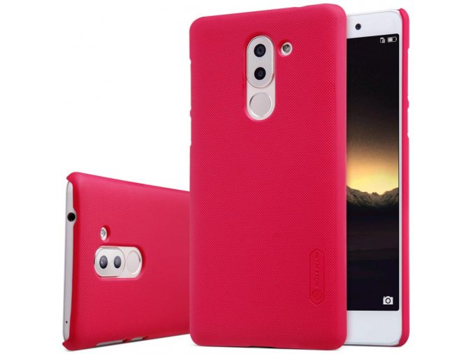 Pouzdro Nillkin Frosted Shield Huawei Mate 9 Lite Red