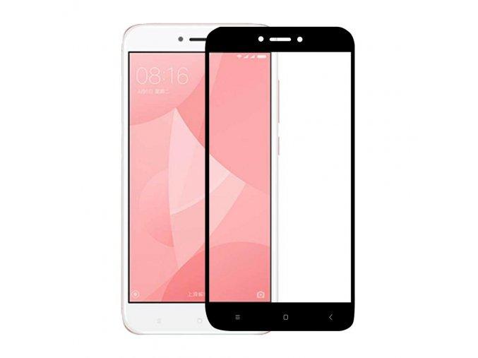 Tvrzené sklo pro Xiaomi Redmi Note 4X | Black