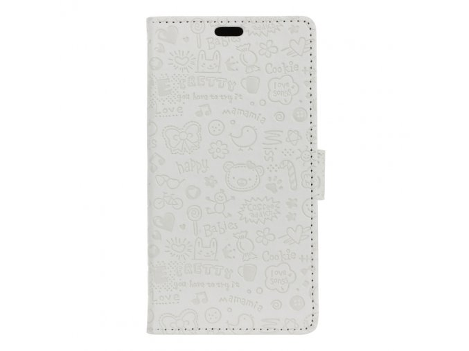 KG pouzdro Wallet Style Doogee Shoot 1 - A