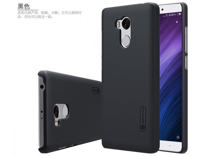 Pouzdro Nillkin Frosted Shield Xiaomi Redmi 4 Pro Black