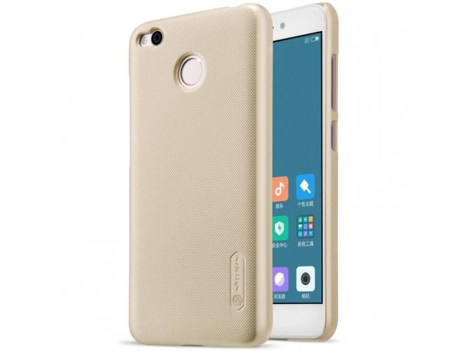 Pouzdro Nillkin Frosted Shield Xiaomi Redmi 4X Gold