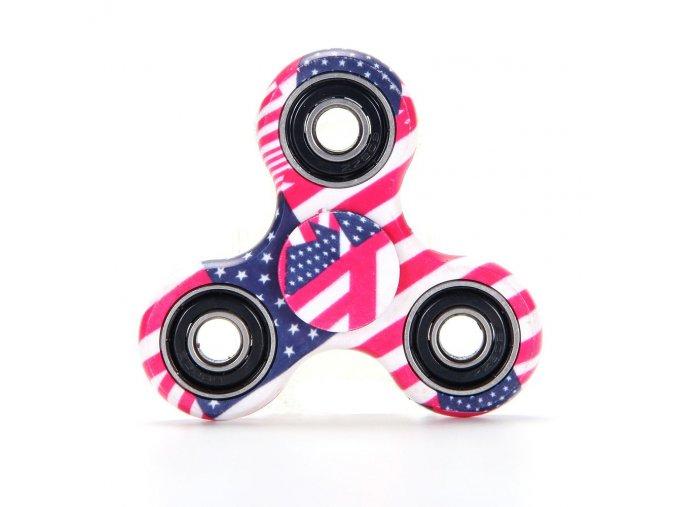 KG Fidget Hand Spinner USA 2