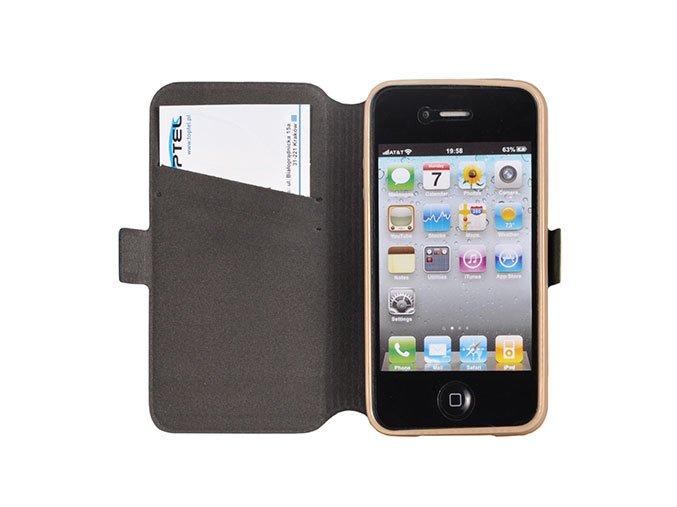 KG pouzdro Book Pocket pro Xiaomi Redmi Note 4 Gold