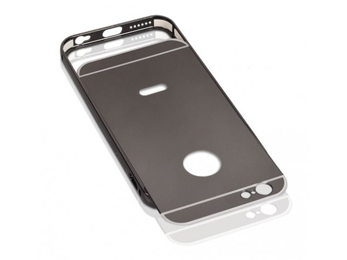 KG pouzdro ALU Bumper Huawei Honor 5X Black