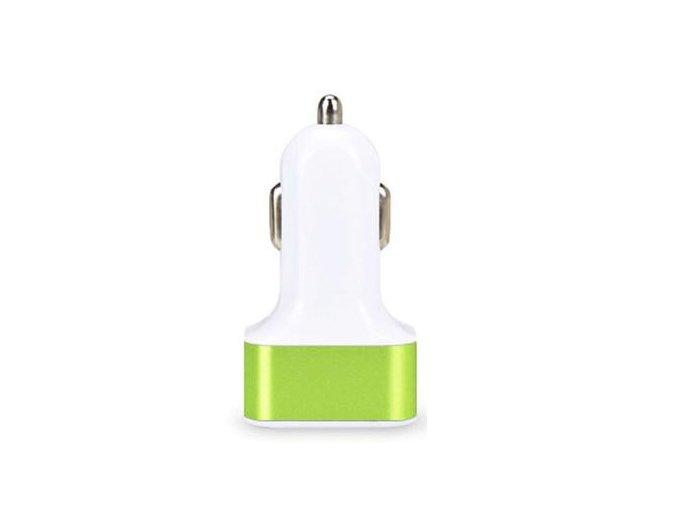 KG Autonabíječka White/Green