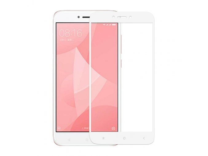 Tvrzené sklo pro Xiaomi Redmi Note 4   White