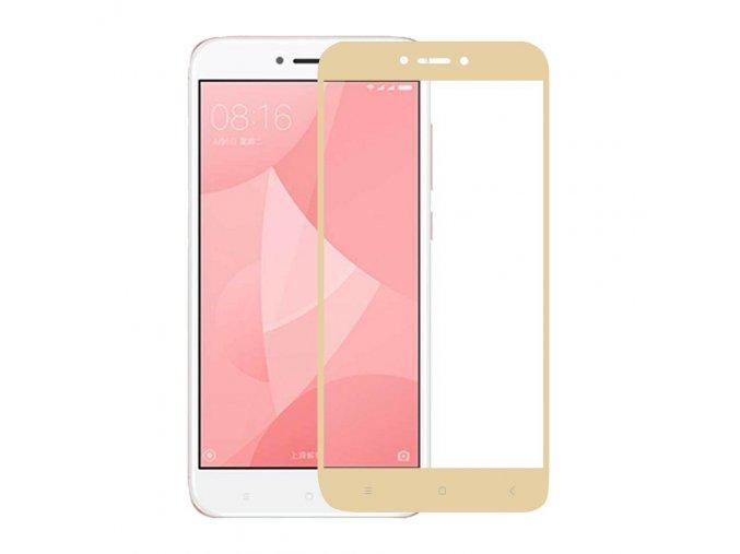 Tvrzené sklo pro Xiaomi Redmi 4 Gold