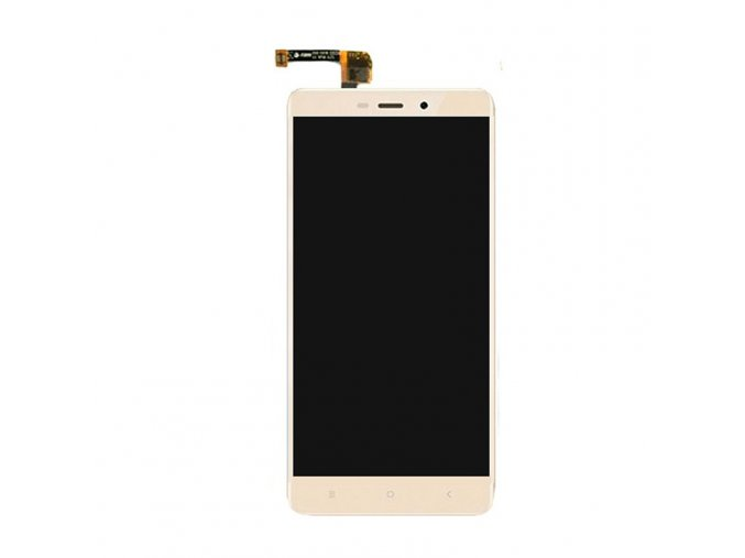 LCD Display + Dotyková Deska pro Xiaomi Redmi Note 4 Gold