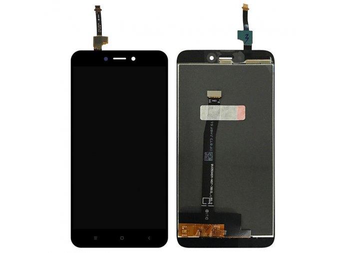 LCD Display + Dotyková Deska pro Xiaomi Redmi 4X Black
