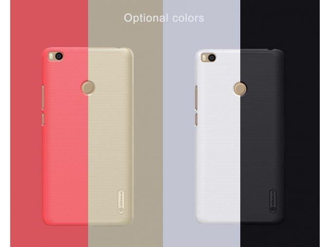 Pouzdro Nillkin Frosted Shield Xiaomi Mi Max 2 White