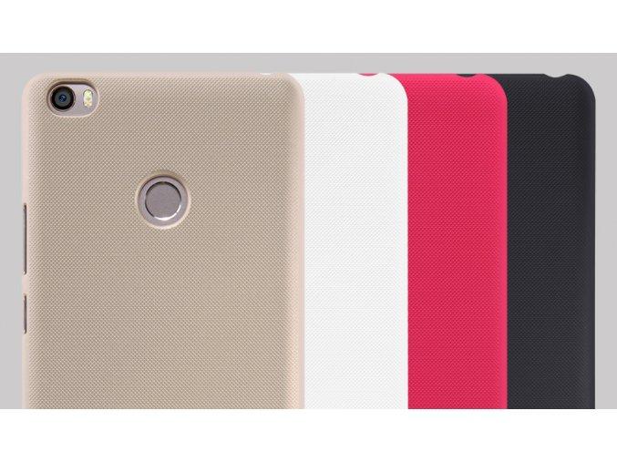 Pouzdro Nillkin Frosted Shield Xiaomi Mi Max Black
