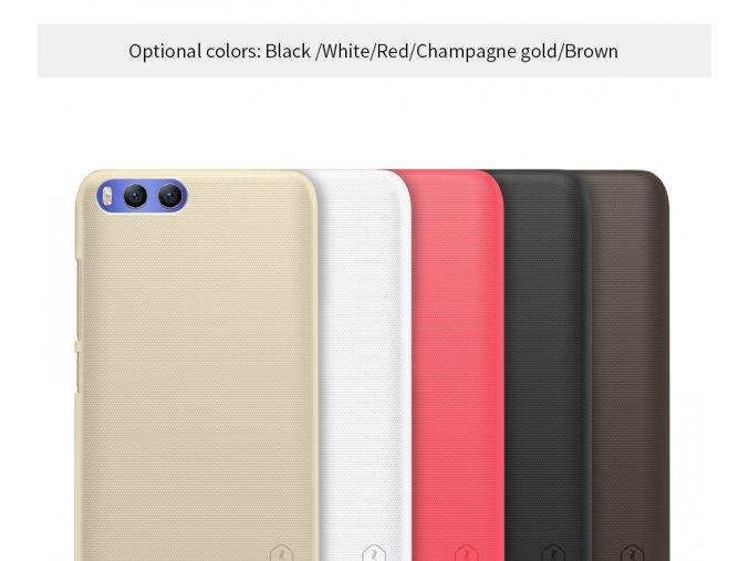 Pouzdro Nillkin Frosted Shield Xiaomi Mi 6 Gold