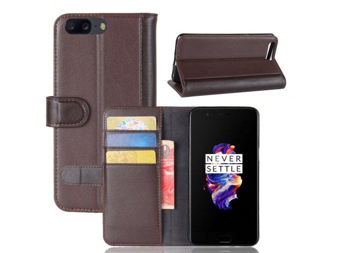 KG pouzdro Wallet Style 2 pro OnePlus 5 (5004) - B