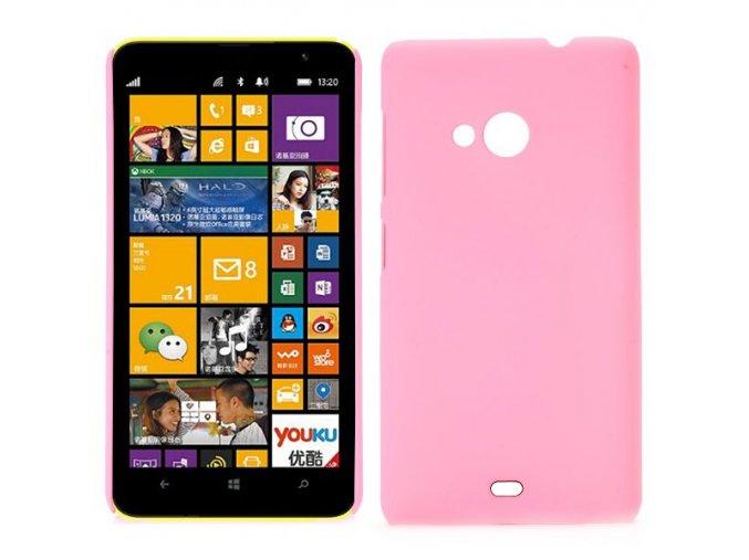 Silikonové pouzdro pro Microsoft Lumia 535 | Pink