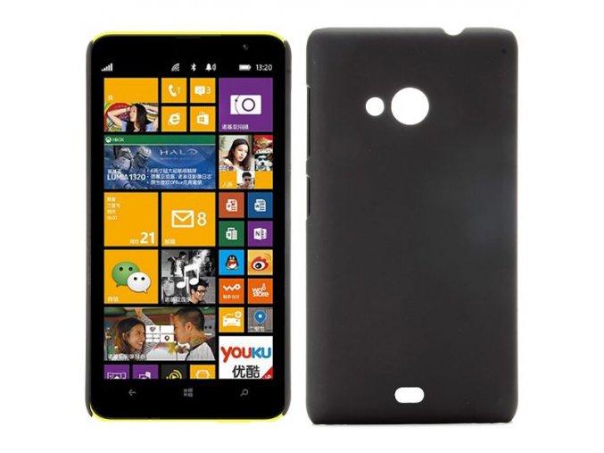 Silikonové pouzdro pro Microsoft Lumia 535 | Black