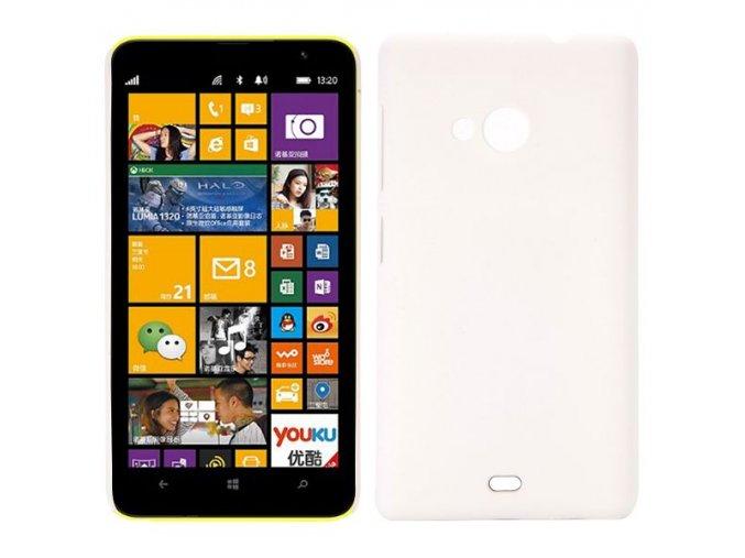 Silikonové pouzdro pro Microsoft Lumia 535 | White