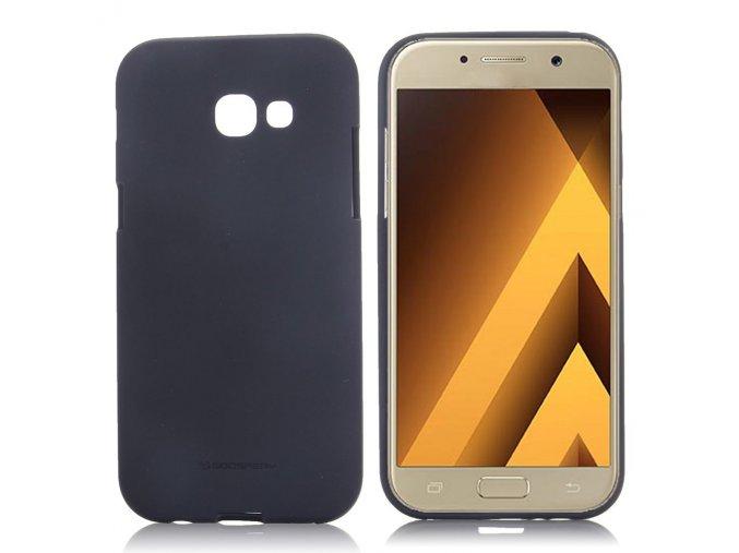 Silikonové pouzdro pro  Samsung Galaxy A5 A520 | Black