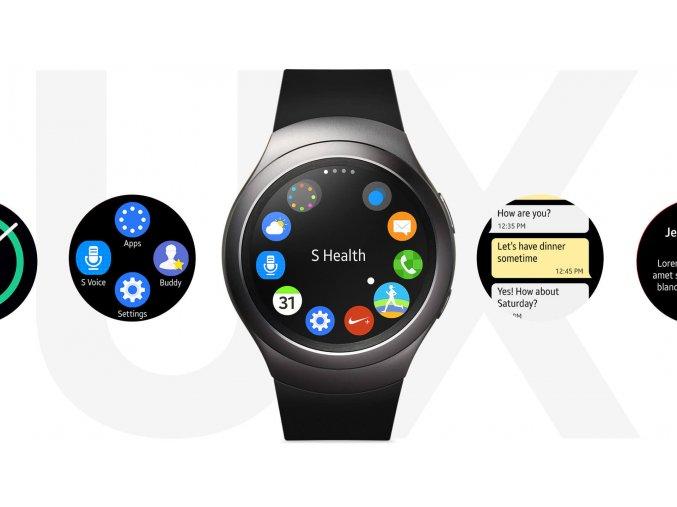 Samsung Galaxy Gear S2 SM-R720 Silver