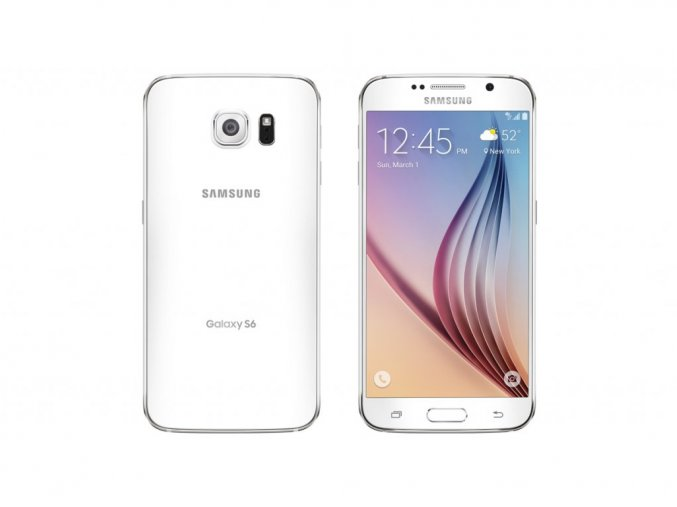 Samsung Galaxy S6 G920F 32GB White