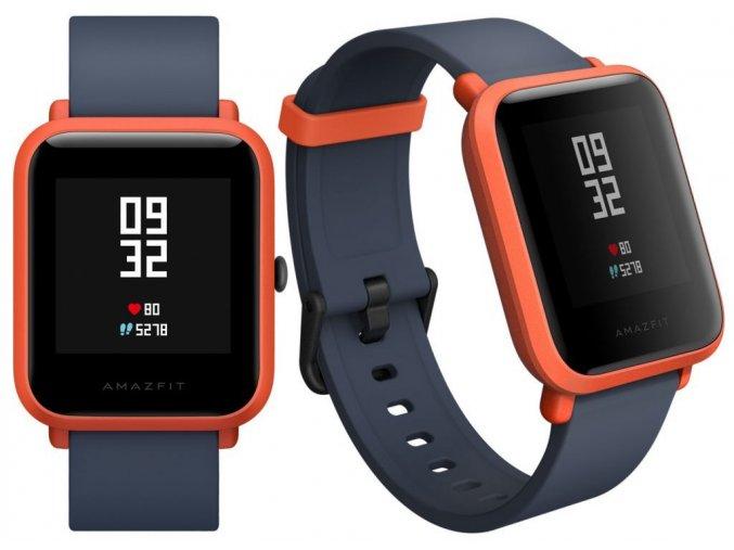 Xiaomi Amazfit Bip Orange  + folie v hodnotě 99Kč zdarma