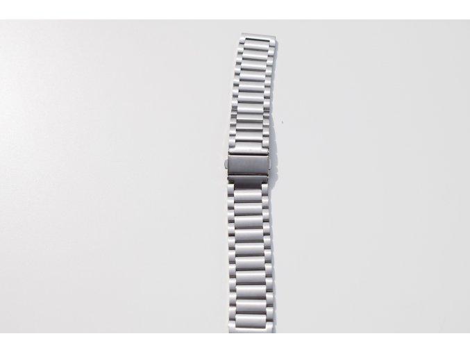 Xiaomi Amazfit Bip luxusní ocelový náramek Stříbrná