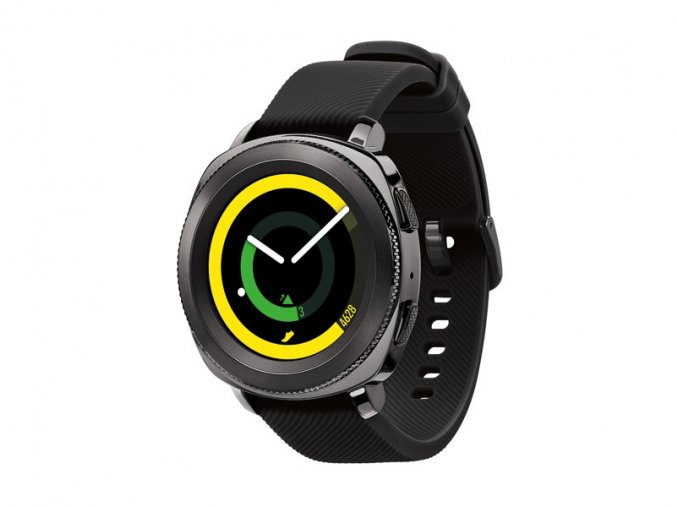 Samsung Gear Sport SM-R600 Black