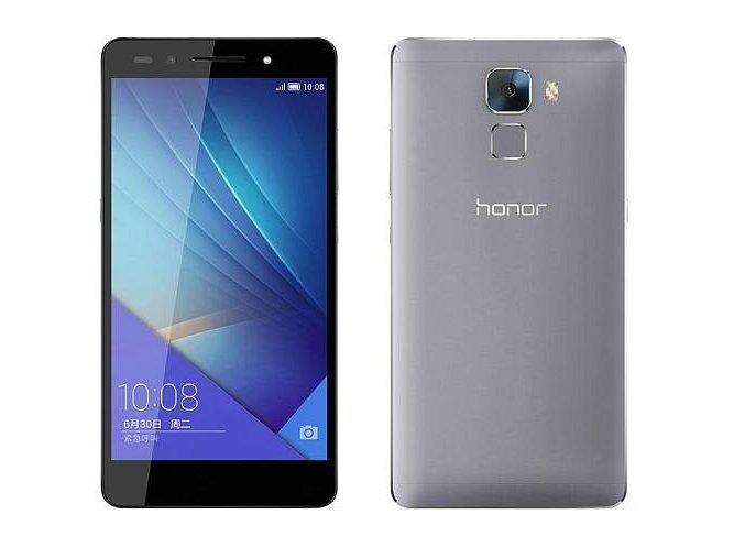 Huawei Honor 7 16GB Dual Sim Gray  + akční cena platí pouze do vyprodání zásob