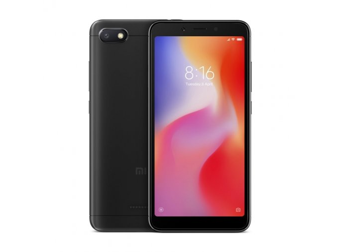 Xiaomi Redmi 6A 2GB/16GB Global Black
