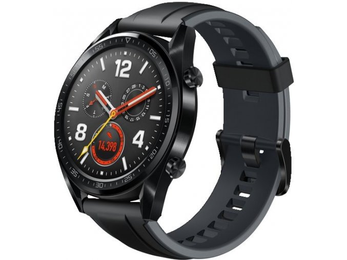 Huawei Watch GT Black Silicone