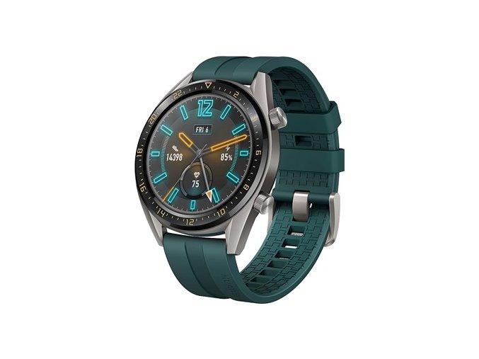 Huawei Watch GT Dark Green Fluoroelastomer Strap