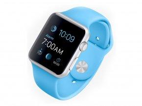 Apple Watch Sport 42mm Blue