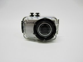 ActionCam HD silver