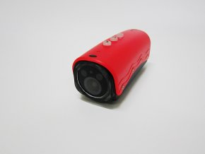 ActionCam DSP red