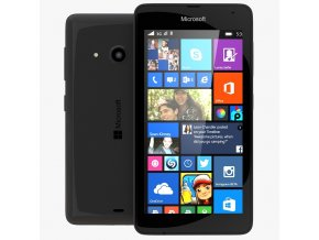 Microsoft Lumia 535 Single Sim Black