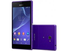 Sony Xperia M2 Purple