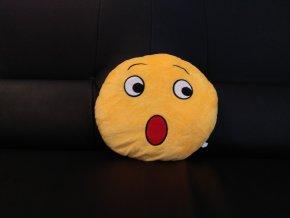 KG polštářek smajlík Strašpytlík, průměr 32 cm