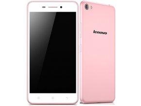 Lenovo S60 Dual SIM Pink - Bazarový telefon