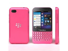 BlackBerry Q5 Pink