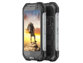 iGET BlackView BV6000s Black - Bazarový telefon