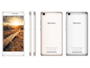 iGET BlackView A8 MAX White - Bazarový telefon