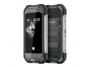 iGET BlackView BV6000s Green - Bazarový telefon