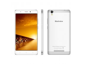 iGET BlackView A8 White - Bazarový telefon