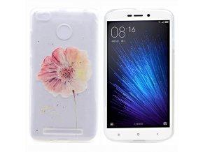 Silikonové pouzdro pro Xiaomi Redmi 3S/3 Pro | Flower