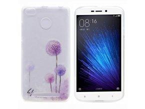 Silikonové pouzdro pro Xiaomi Redmi 3S/3 Pro | Dandelion