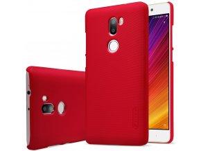 KG plastové pouzdro Xiaomi Mi5s Plus (4001) Red