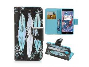 KG pouzdro Wallet Style 2 pro OnePlus 3 (5005) - G
