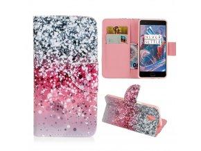 KG pouzdro Wallet Style 2 pro OnePlus 3 (5005) - F