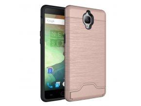 KG pouzdro OnePlus 3 (4002) Pink